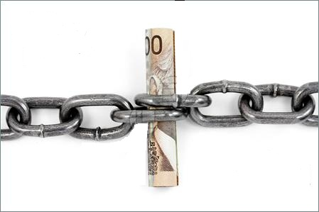 Canada Dollar Chained