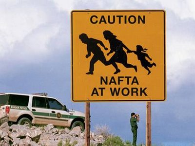 nafta crossing